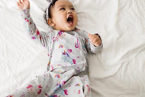 Vienradžu dizaina pidžamma/rāpulītis