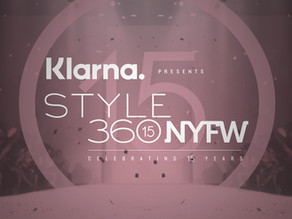 LONGEST RUNNING CELEBRITY FASHION PLATFORM STYLE360 CELEBRATES 15 YEARS AT NYFW WITH ALL STAR LINE U