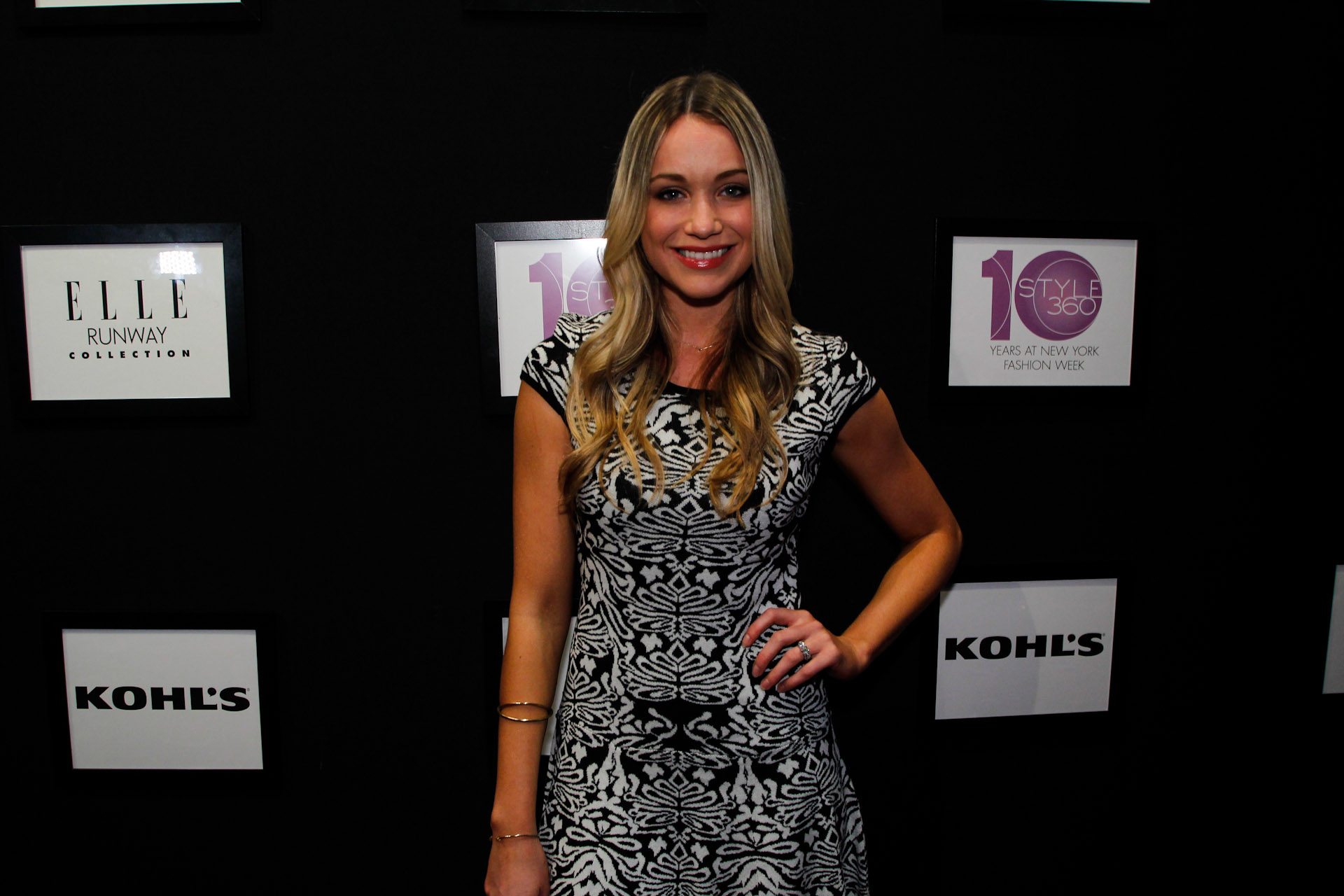 28_Actress Katrina Bowden on the red carpet at STYLE360