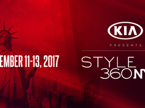 KIA STYLE360 AT NEW YORK FASHION WEEK DRAWS ANOTHER LINEUP OF POWERHOUSE DESIGNERS SEPTEMBER 11 – 13
