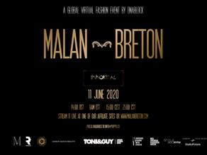 """""""Immortal"""" Malan Breton S/S 2021 A Virtual Fantasy... by DNABLOCK"""