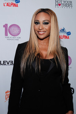 19_RH of Atlanta Cynthia Bailey on the red carpet at the STYLE360 Opening Party
