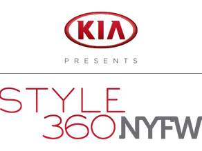 "KIA STYLE360 EVOLVES NEW YORK FASHION WEEK WITH  ""SEE NOW, SHOP NOW"" FASHION EVENTS, EMBRACING FASHI"
