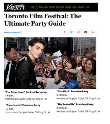 Ultimate Party Guide