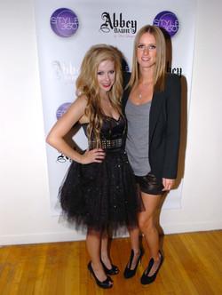 Avril and Nicky
