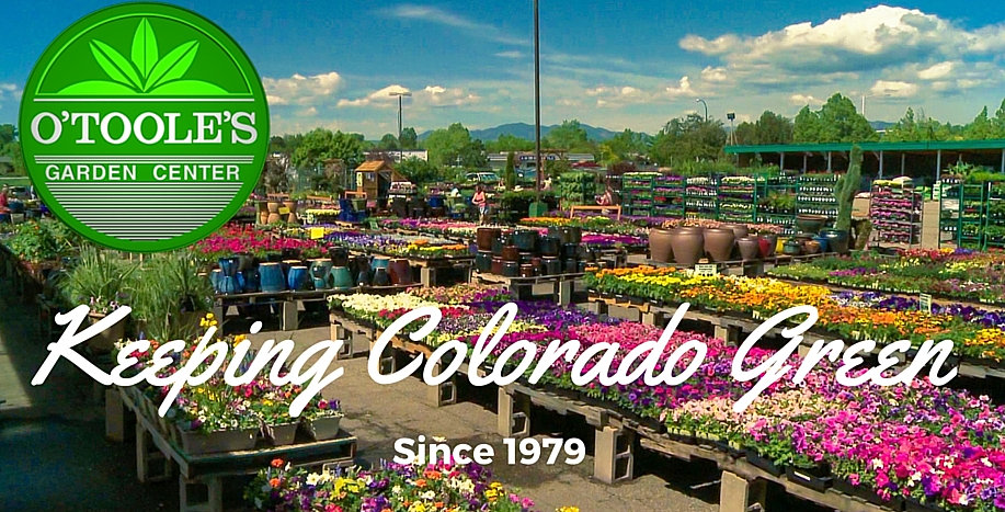 OTooles Garden Center Gardening Supplies Denver