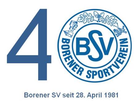 40 Jahre Borener SV: Der BSV feiert einen runden Geburtstag