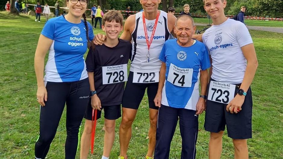 Drei Medaillen für BSV-Läufer bei den Straßenlauf-Landesmeisterschaften
