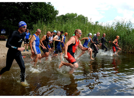 """Club de Fer""-Triathlon am 13. Juli am Lindauer Noor"