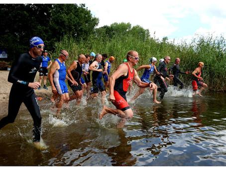 """Club de Fer""-Triathlon am 13. Juli am Lindauer Noor"