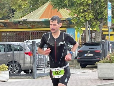 IronMan Italia: Torben Detlefsen drückt BSV-Vereinsrekord auf 9:32:05 Stunden