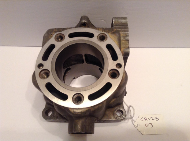 FIXED CYLINDER WITH HEAD DECKED