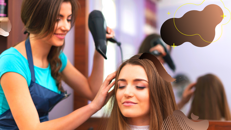 Blow Dry & Ironing Course