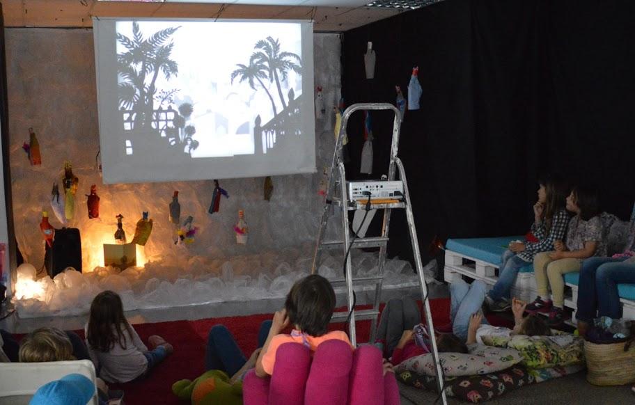Cine arte experimental familias