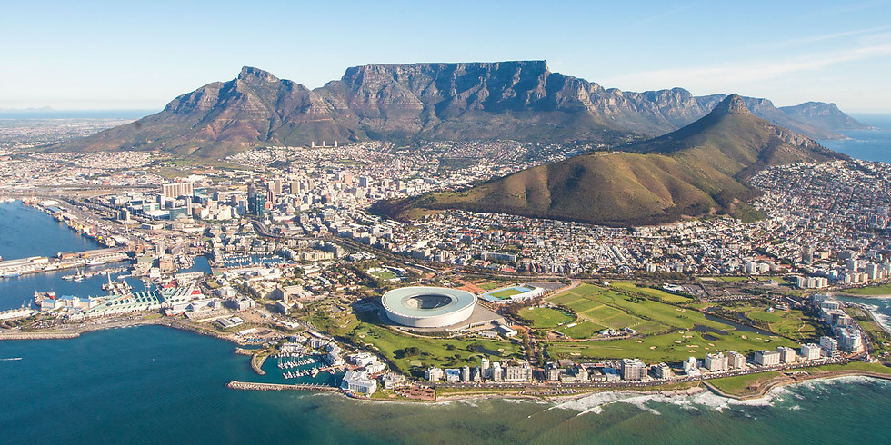 Oxford X: Cape Town, South Africa