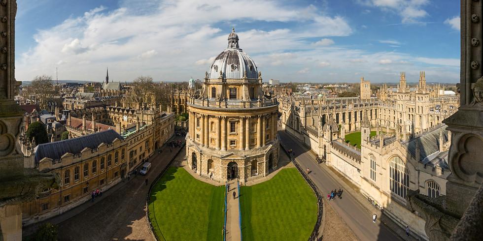Oxford I: Oxford, England