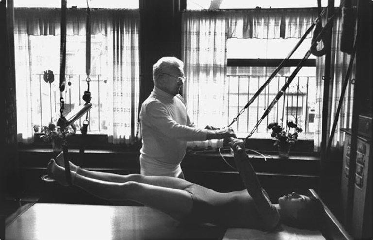 Body & Mind Pilates Marseille Joseph Pilates