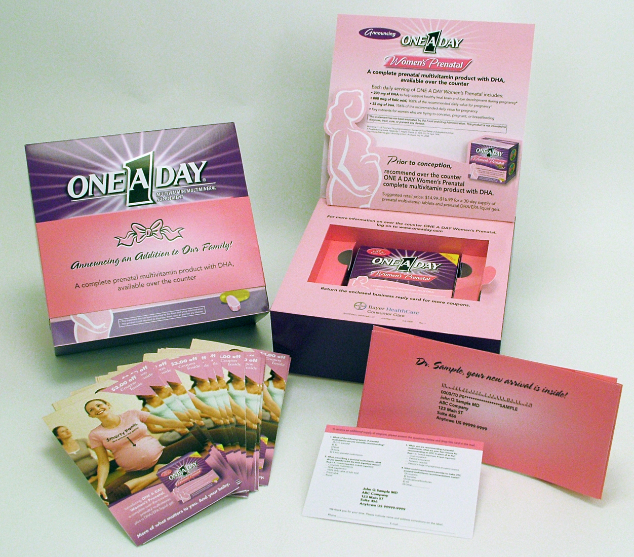 BAYER ONE-A-DAY SampleMailer_edited