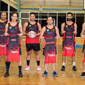 DEMONS  MENS TEAM 2020 UNIFORM PRESENTATION
