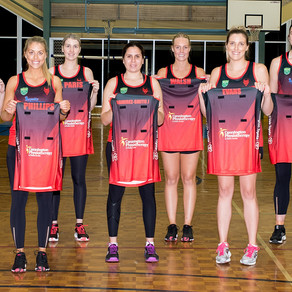DEMONS  LEAGUE TEAM 2020 DRESS PRESENTATION