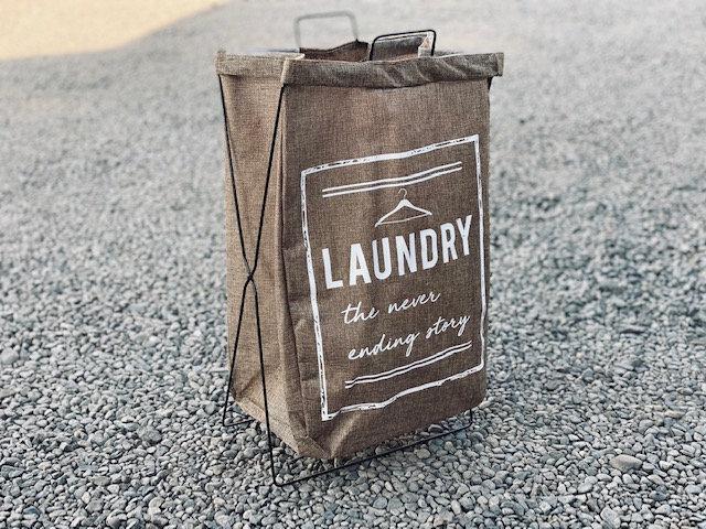 Basket plegable Visón Laundry