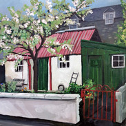 Shelagh_Swanson_Red_Roof,_Fittie_acrylic