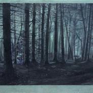 Dark_Woodland_mixed_media_21_x_15cm_39_x