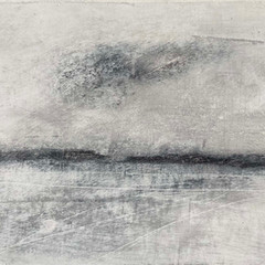 'Winters Hill'  Morag Smith  Acrylic on Card  43 x 31cm  £350