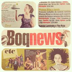 2013 - Boqueirão News