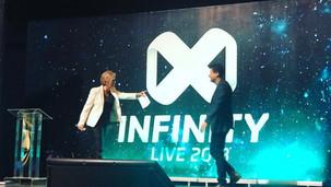 Mestre de Cerimônia Evento Infinity