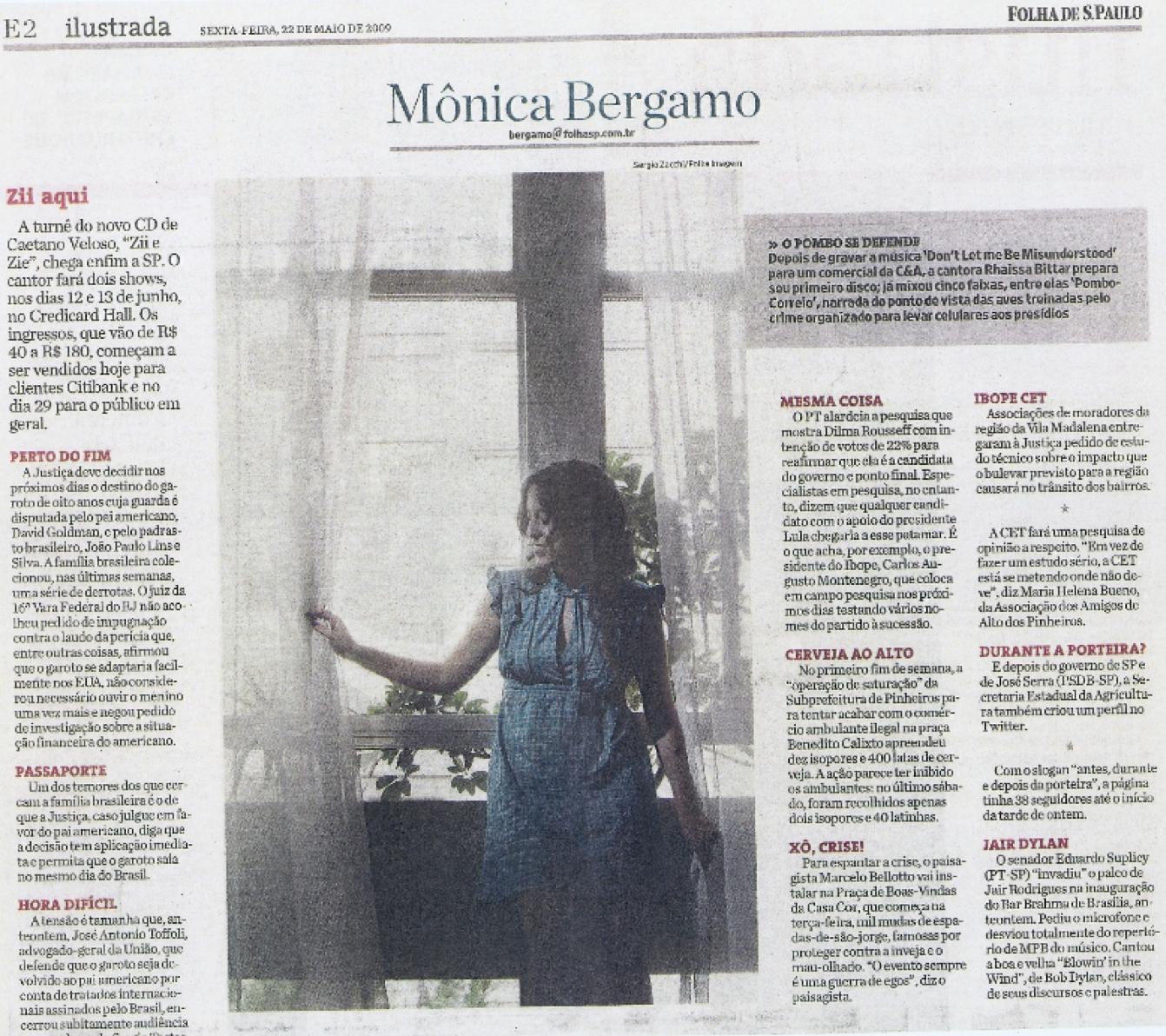 2009 - Folha de S. Paulo