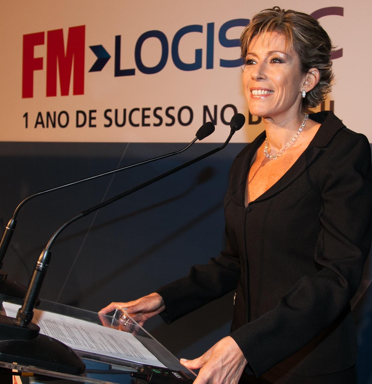 FM Logistics- Mestre de Cerimônia