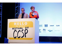 Mestre de Cerimônia CCSP