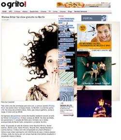 2011 - Revista O Grito