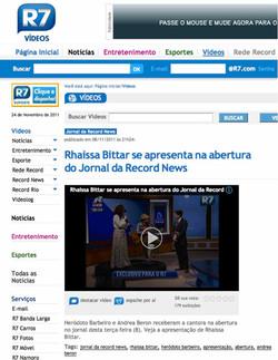 2011 - Record News