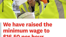 Minimum Wage Increase