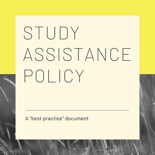 Study Assistance
