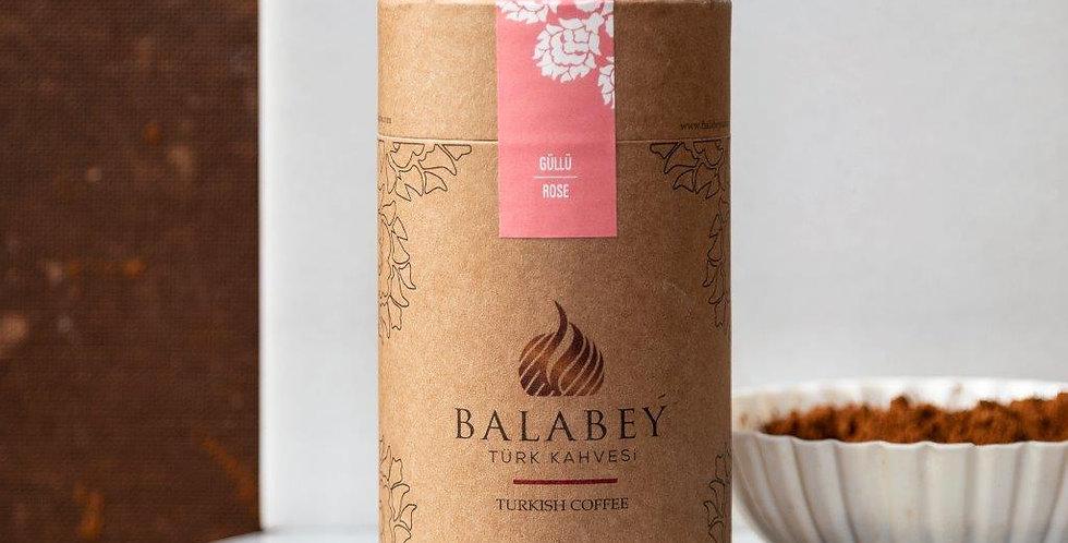 Balabey Güllü Türk Kahvesi  250 gr Kutu
