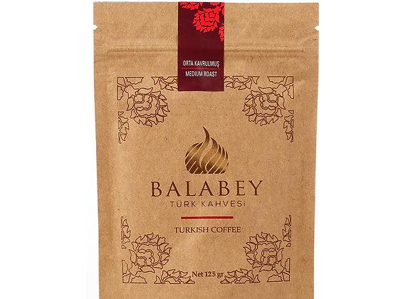 Balabey Orta Kavrulmuş Türk Kahvesi