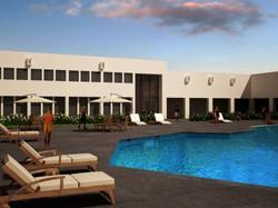 Holiday Inn, Monterrey.   2015