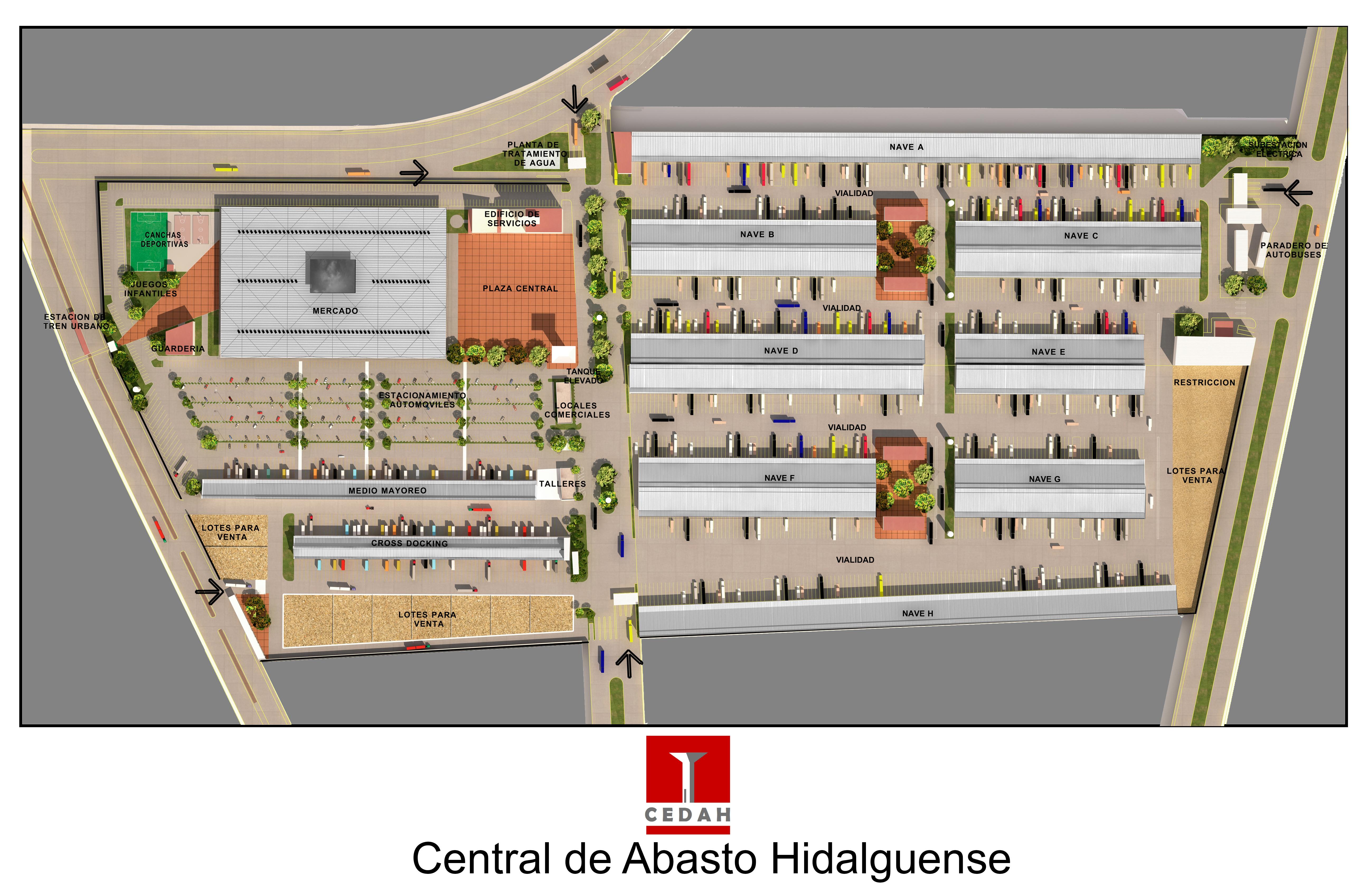 Central de Abasto Pachuca | 2013