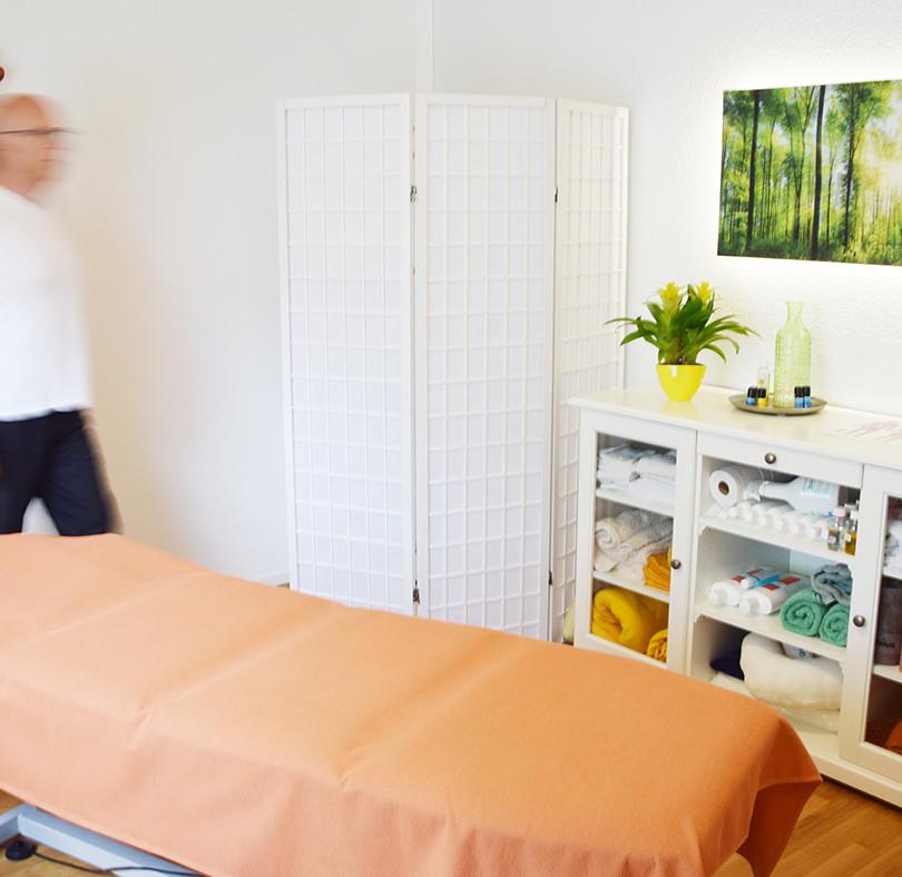 Massage in Wangen bei Olten Daniel Wenk