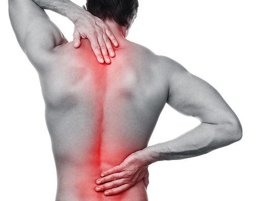 Bei Rückenschmerzen wie einem Hexenschuss kann Ihnen eine Massage Linderung verschaffen