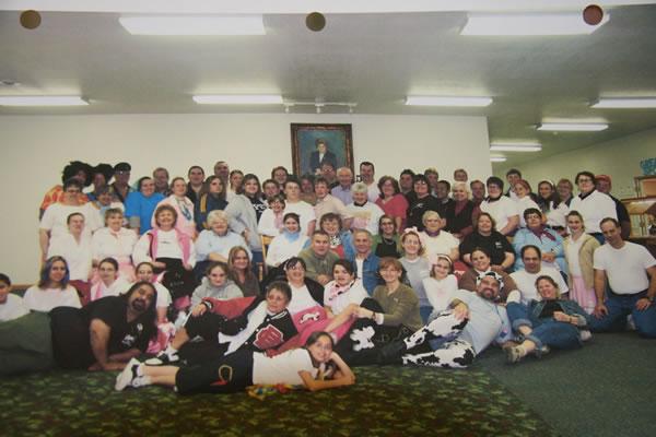 group photo hrw 2007