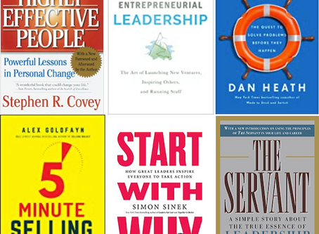 Here Are Your Favorite Business Books