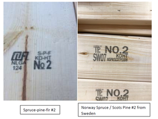 NC Clarifies Concerns About Euro Lumber Imports