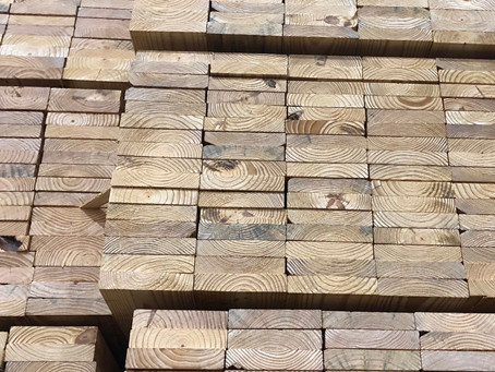 What Are Lumber's Long-Term Price Prospects? Odds Are Good They'll Stay Close to Current Levels