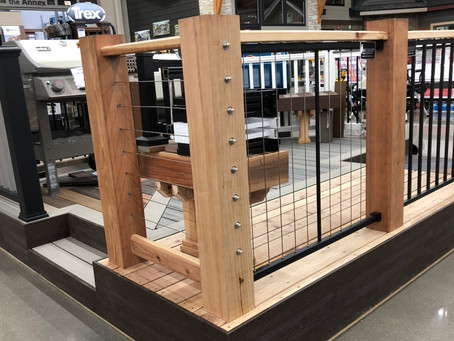 Railing and Decking Trends: A Coast-to-Coast Report