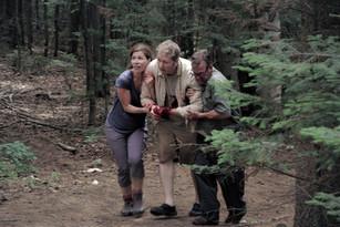 Photo de tournage de Première ligne (Saison 1)