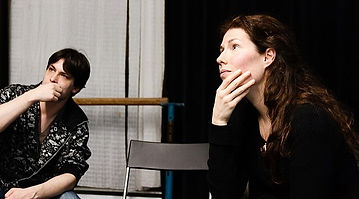 Isabelle de Montigny, comédienne, actrice, artiste, coach, coaching